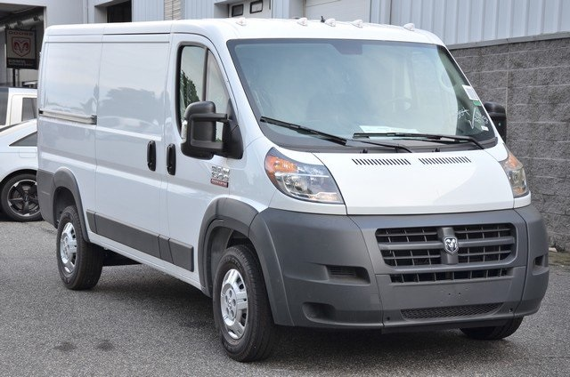 2018 ProMaster 1500 Standard Roof FWD,  Empty Cargo Van #8R1014 - photo 4