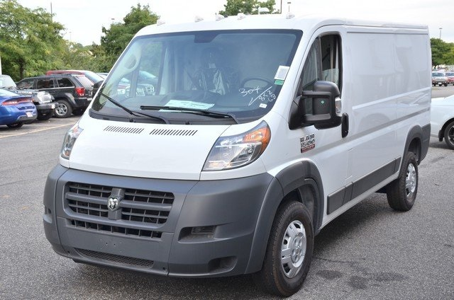 2018 ProMaster 1500 Standard Roof FWD,  Empty Cargo Van #8R1014 - photo 6