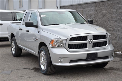 2018 Ram 1500 Quad Cab 4x4,  Pickup #8R106 - photo 3