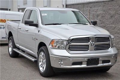 2018 Ram 1500 Quad Cab 4x4,  Pickup #8R136 - photo 3