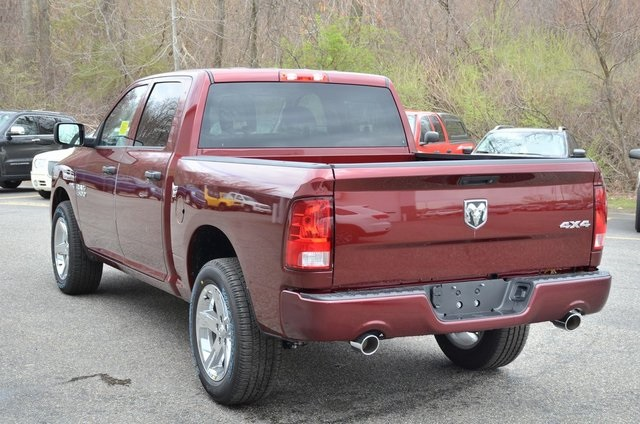 2018 Ram 1500 Crew Cab 4x4,  Pickup #8R158 - photo 7