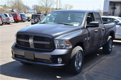 2018 Ram 1500 Quad Cab 4x4,  Pickup #8R259 - photo 5