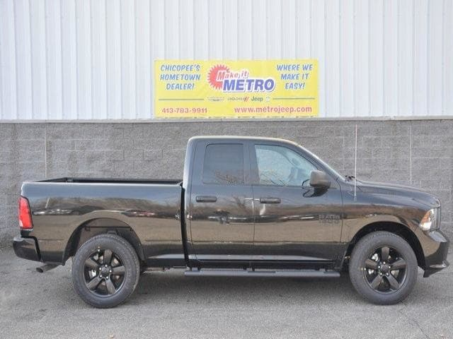 2018 Ram 1500 Quad Cab 4x4, Pickup #8R271 - photo 1