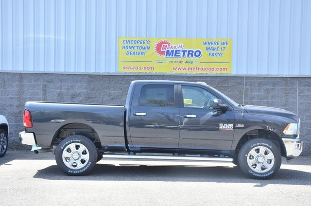 2018 Ram 3500 Crew Cab 4x4,  Pickup #8R277 - photo 1