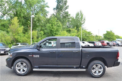 2018 Ram 1500 Crew Cab 4x4,  Pickup #8R655 - photo 6