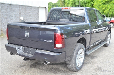 2018 Ram 1500 Crew Cab 4x4,  Pickup #8R655 - photo 2