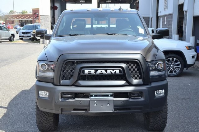 2018 Ram 2500 Crew Cab 4x4, Pickup #8R663 - photo 4