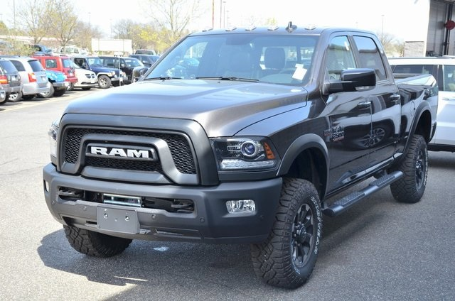 2018 Ram 2500 Crew Cab 4x4, Pickup #8R663 - photo 5