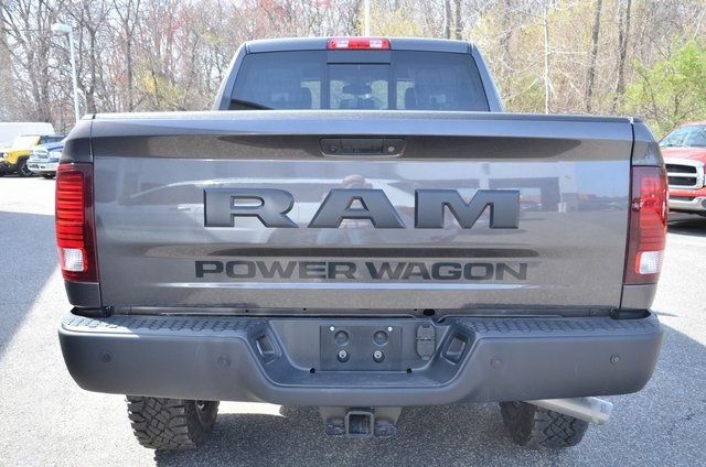2018 Ram 2500 Crew Cab 4x4, Pickup #8R663 - photo 8