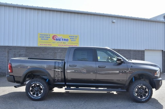 2018 Ram 2500 Crew Cab 4x4, Pickup #8R663 - photo 9
