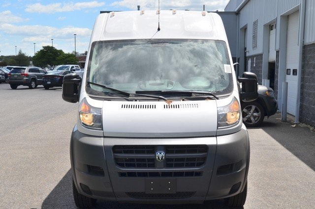2018 ProMaster 2500 High Roof,  Empty Cargo Van #8R721 - photo 4