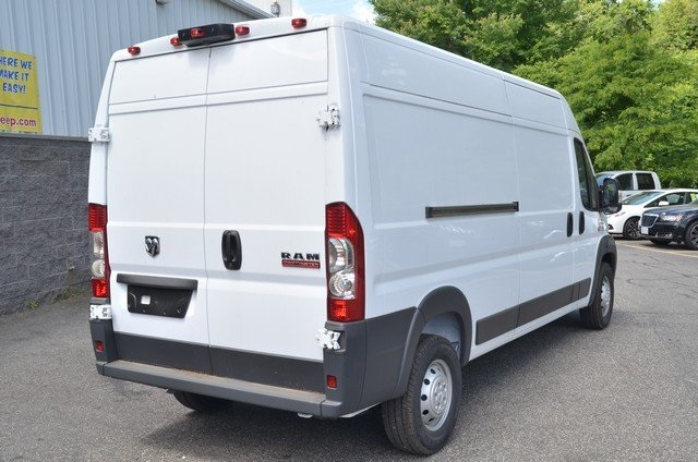2018 ProMaster 2500 High Roof,  Empty Cargo Van #8R721 - photo 9