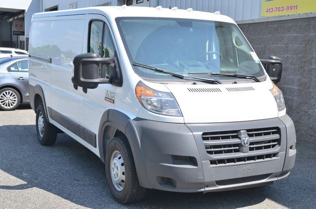 2018 ProMaster 1500 Standard Roof FWD,  Empty Cargo Van #8R732 - photo 3