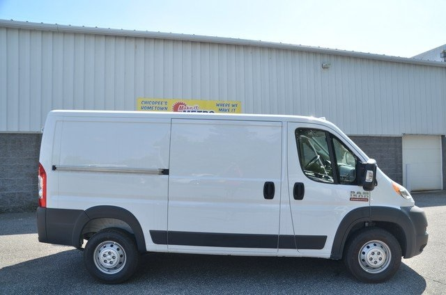 2018 ProMaster 1500 Standard Roof FWD,  Empty Cargo Van #8R732 - photo 10