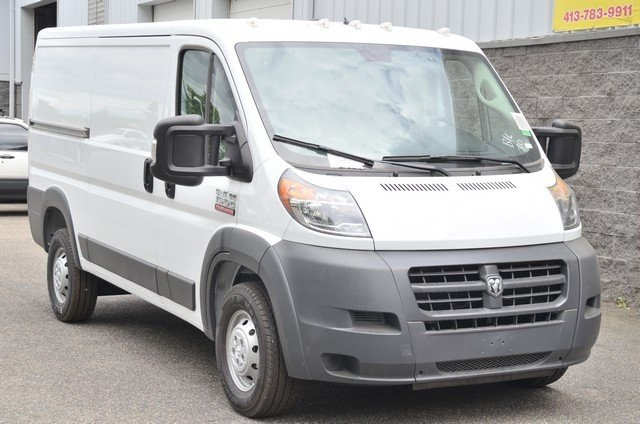 2018 ProMaster 1500 Standard Roof FWD,  Empty Cargo Van #8R733 - photo 3