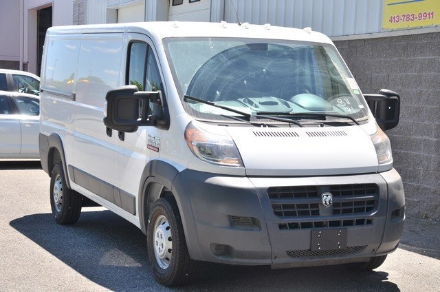 2018 ProMaster 1500 Standard Roof FWD,  Empty Cargo Van #8R734 - photo 4