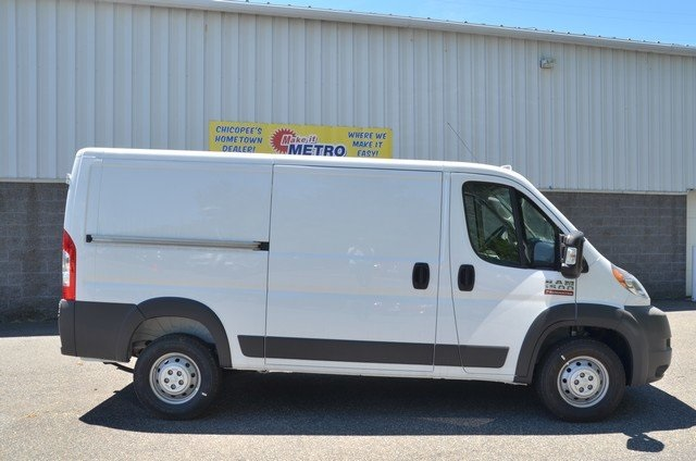 2018 ProMaster 1500 Standard Roof FWD,  Empty Cargo Van #8R734 - photo 10