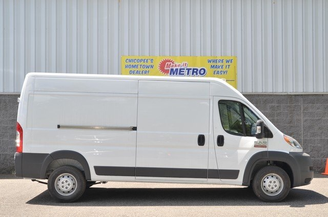 2018 ProMaster 2500 High Roof 4x2,  Empty Cargo Van #8R735 - photo 1