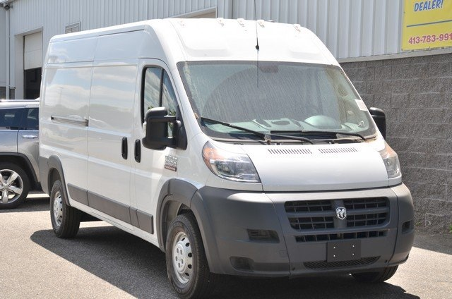 2018 ProMaster 2500 High Roof,  Empty Cargo Van #8R735 - photo 3