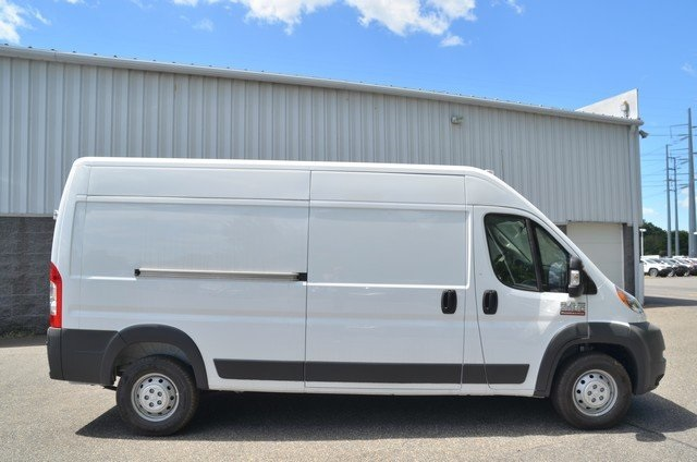 2018 ProMaster 2500 High Roof 4x2,  Empty Cargo Van #8R735 - photo 10