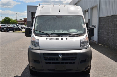 2018 ProMaster 2500 High Roof 4x2,  Empty Cargo Van #8R735 - photo 4