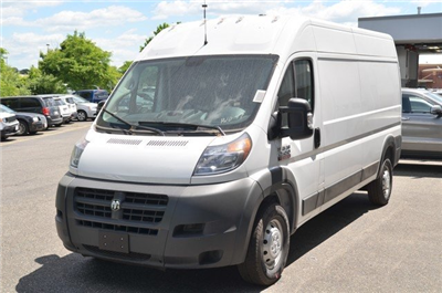 2018 ProMaster 2500 High Roof 4x2,  Empty Cargo Van #8R735 - photo 5