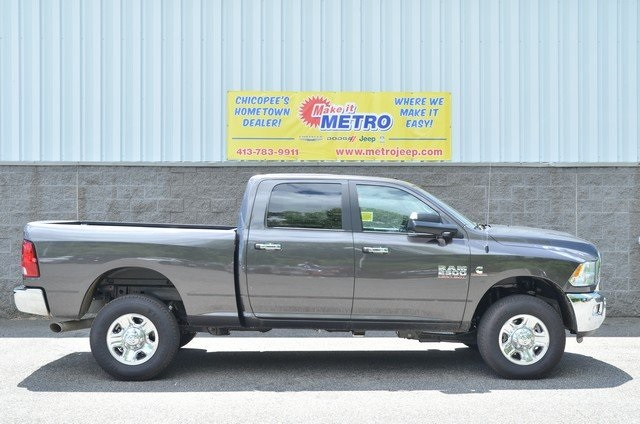 2018 Ram 2500 Crew Cab 4x4,  Pickup #8R800 - photo 1
