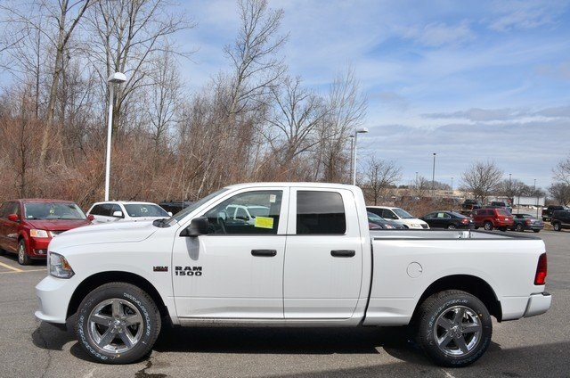 2018 Ram 1500 Quad Cab 4x4,  Pickup #8R88 - photo 6