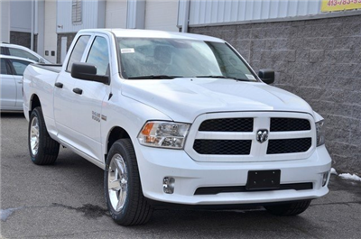 2018 Ram 1500 Quad Cab 4x4,  Pickup #8R88 - photo 3