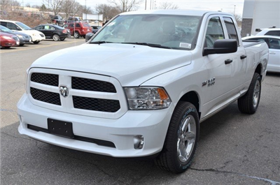 2018 Ram 1500 Quad Cab 4x4,  Pickup #8R88 - photo 5