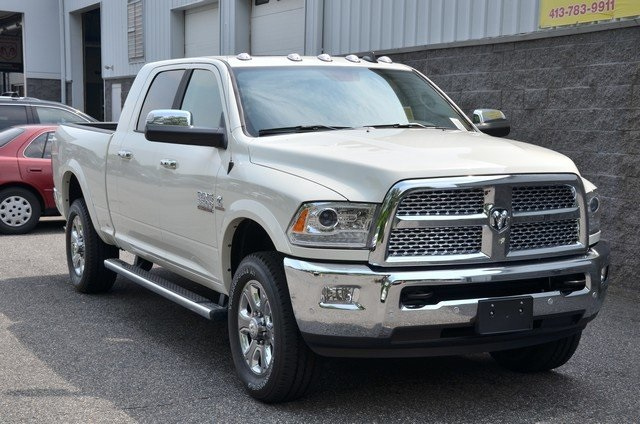 2018 Ram 3500 Mega Cab 4x4,  Pickup #8R926 - photo 3