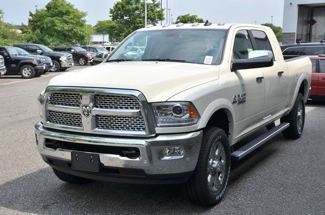 2018 Ram 3500 Mega Cab 4x4,  Pickup #8R926 - photo 5