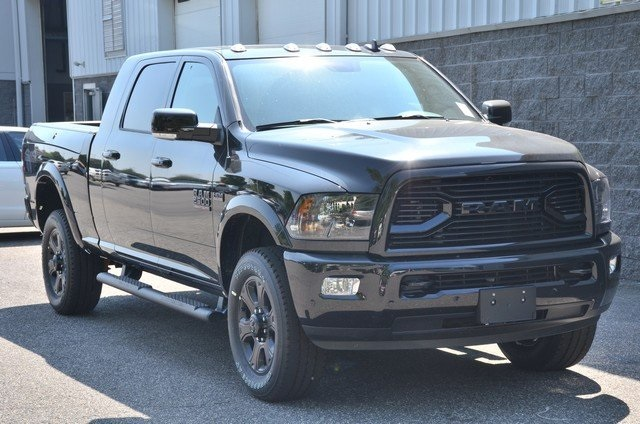 2018 Ram 2500 Mega Cab 4x4,  Pickup #8R961 - photo 3