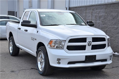 2018 Ram 1500 Quad Cab 4x4, Pickup #8R98 - photo 3