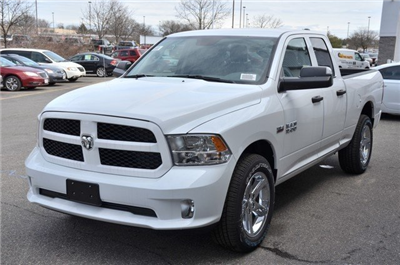 2018 Ram 1500 Quad Cab 4x4, Pickup #8R98 - photo 5