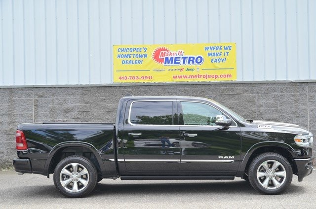 2019 Ram 1500 Crew Cab 4x4,  Pickup #9R62 - photo 1