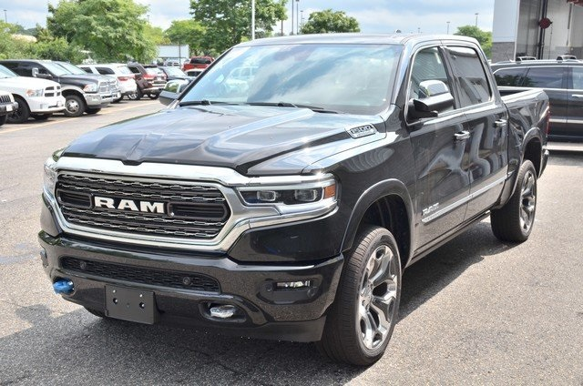 2019 Ram 1500 Crew Cab 4x4,  Pickup #9R89 - photo 5