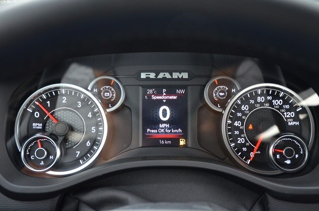 2019 Ram 1500 Quad Cab 4x4,  Pickup #9R91 - photo 23