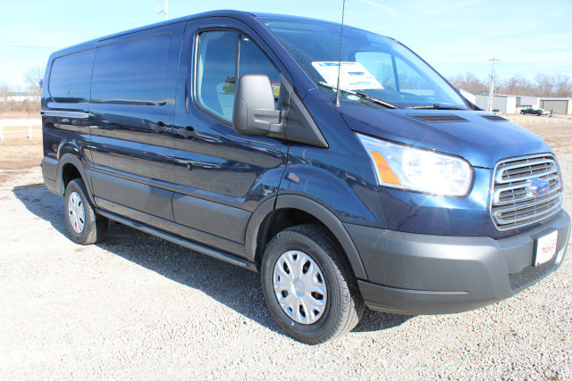 2017 Transit 250 Low Roof 4x2,  Empty Cargo Van #MT17312 - photo 3