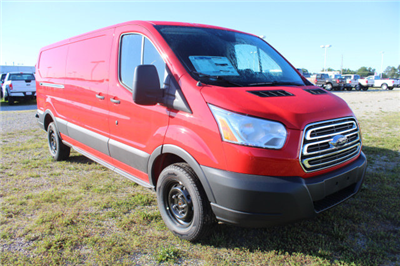 2017 Transit 350 Low Roof 4x2,  Empty Cargo Van #MT17625 - photo 3