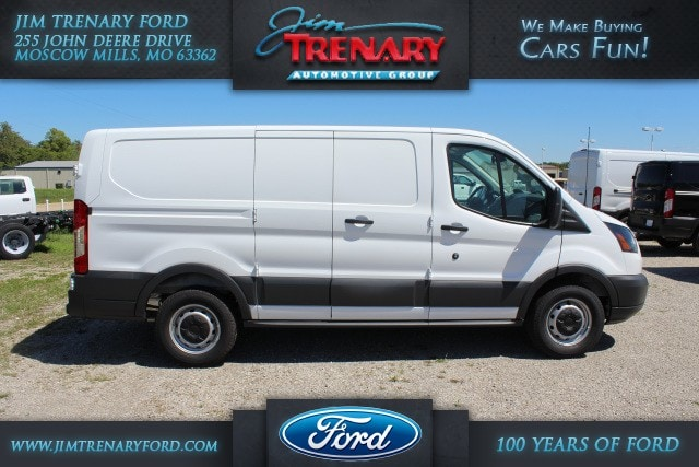2017 Transit 150 Low Roof 4x2,  Empty Cargo Van #MT17715 - photo 1