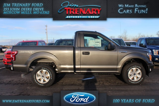2018 F-150 Regular Cab 4x4,  Pickup #MT18156 - photo 1