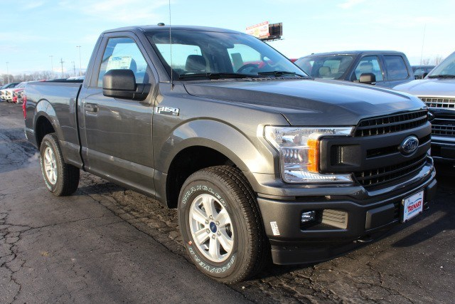 2018 F-150 Regular Cab 4x4,  Pickup #MT18156 - photo 3