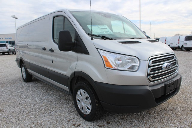 2018 Transit 250 Low Roof,  Empty Cargo Van #MT18166 - photo 3