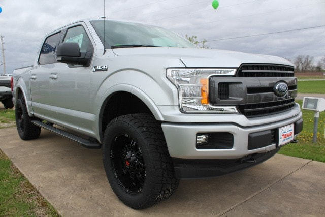 2018 F-150 SuperCrew Cab 4x4,  Pickup #MT18244 - photo 3