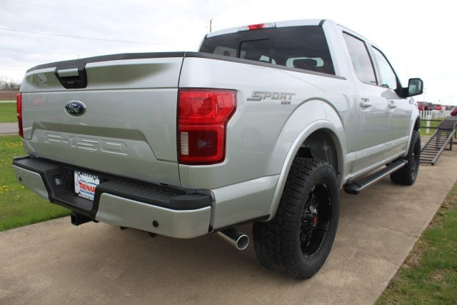 2018 F-150 SuperCrew Cab 4x4,  Pickup #MT18244 - photo 2