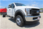 2018 F-550 Crew Cab DRW 4x4,  Cab Chassis #MT18277 - photo 3