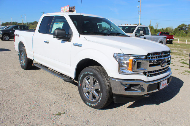 2018 F-150 Super Cab 4x4,  Pickup #MT1828 - photo 3