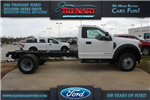 2018 F-450 Regular Cab DRW 4x4,  Cab Chassis #MT18296 - photo 1