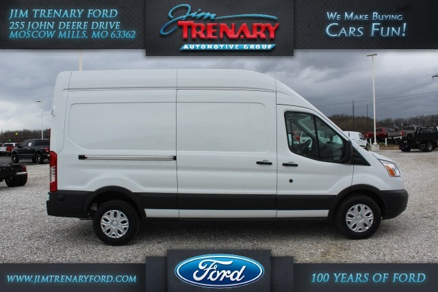 2018 Transit 250 High Roof 4x2,  Empty Cargo Van #MT18303 - photo 1
